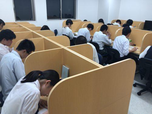 KECなかもず本校 新教室 自習室