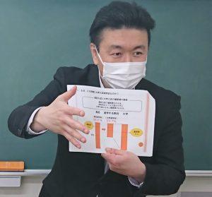 高1大学入試説明会